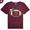 AO Youth Blank Maroon