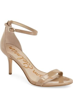 PATTI-OPEN TOE ANKLE STRAP