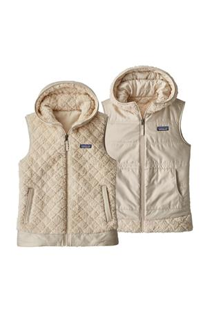 LOS GATOS HOODED FLEECE VEST