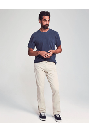 COMFORT TWILL 5 POCKET JEAN