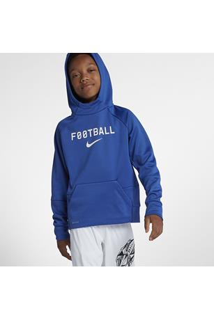 BOYS DRI-FIT THERMA TRAINING PULLOVER HOODIE