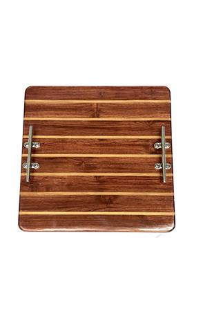 Classic 16 X 16 TEAK AND HOLLY BOARD