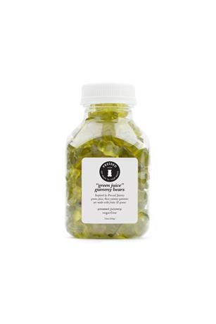GREEN JUICE BEARS -MEDIUM BOTTLE