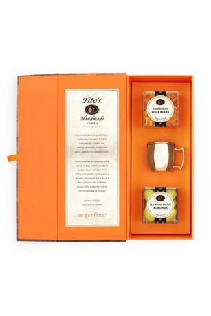 TITOS VODKA 3 PIECE BENTO BOX - NON ALCH