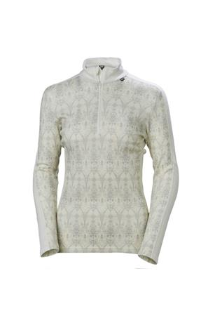 WOMENS LIFA MERINO GRAPHIC 1/2 ZIP