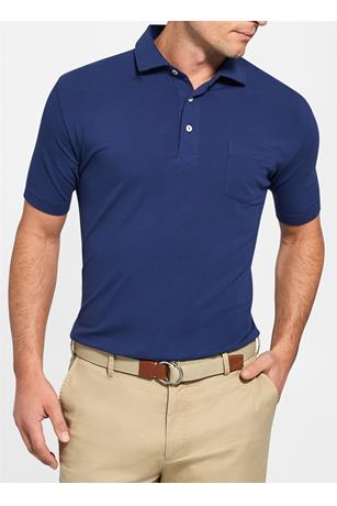 SEASIDE SOLID POLO