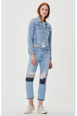 EMERSON CROP SLIM FIT BOYFRIEND JEAN