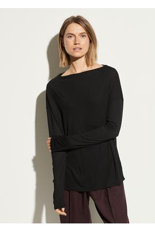 L/S DROP SHOULDER TEE