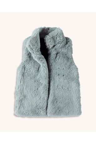 LUREX SIDE TAPE FUR VEST