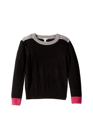 TRI COLOR SWEATER