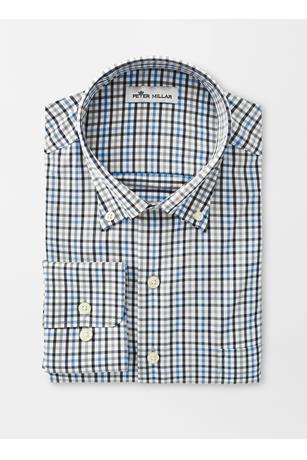 ASPEN MULTI CHECK PERFORMACE STRETCH SPORT SHIRT