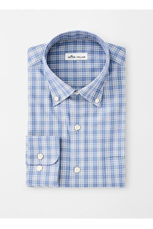 THATCHER MULTI-CHECK SPORT SHIRT