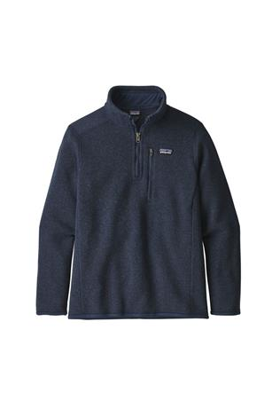 BOYS BETTER SWEATER 1/4 ZIP FLEECE