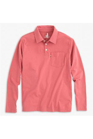 KIP JR. LONG SLEEVE POLO