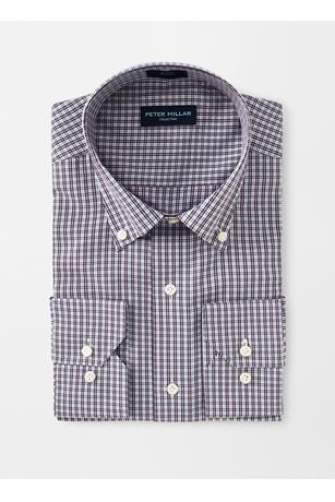 WINTERTIME CHECK SPORT SHIRT