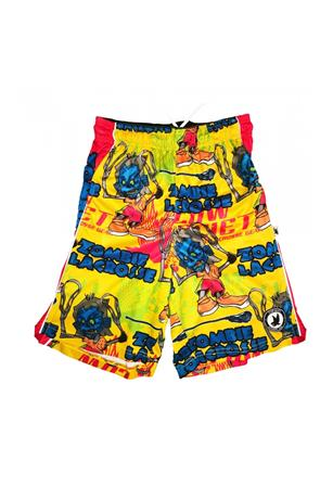 BOYS ZOMBIE LACROSSE ATTACK SHORTS