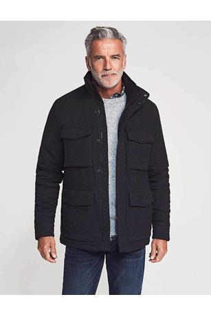 MENS MOLESKIN MILITARY JACKET