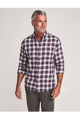 BRUSHED EVERYDAY BUTTON-DOWN SHIRT