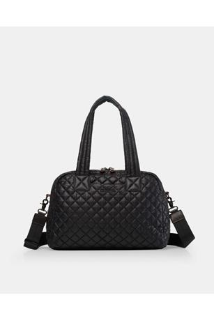 JJ QUILTED SATCHEL