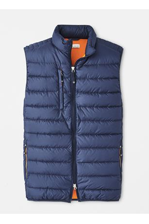 CROWN ELITE LIGHT HERRINGBONE VEST