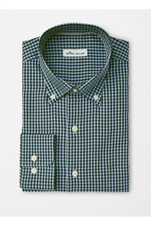 CROWN SOFT STRETCH GINGHAM