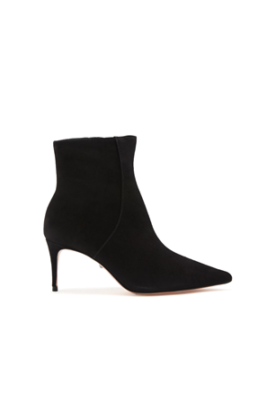 BETTE SUEDE POINTED TOE DRESS BOOTIE
