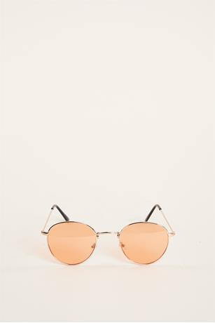 Small Aviator Sunglasses ORANGE