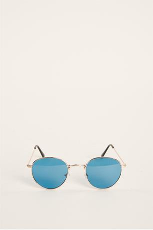 Small Aviator Sunglasses TEAL