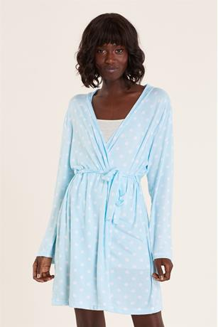 Pillow Talk Robe BLUE