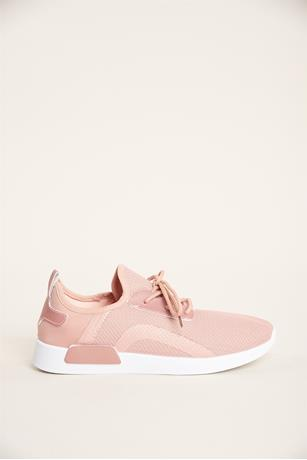 Athletic Mesh Sneakers BLUSH