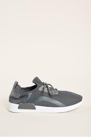 Athletic Mesh Sneakers GRAY