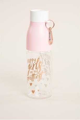 Happy Girls Water Bottle