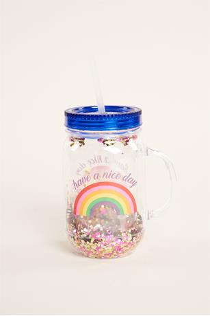 Sprinkle Mason Cup BLUE