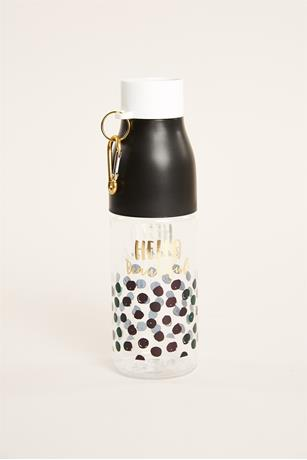 Beautiful Water Bottle BLACK
