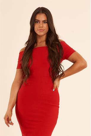 Bodycon Dress RED
