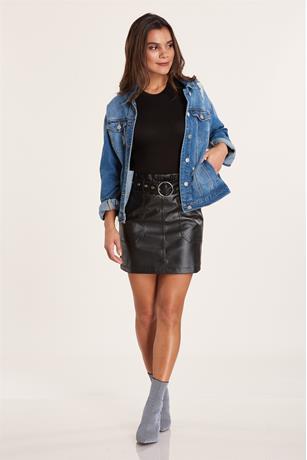 Solid Bodysuit BLACK