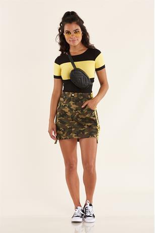 Camo Skirt ASSORTED