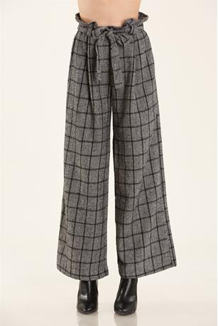 Menswear Wide Leg Pants
