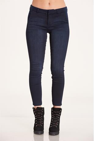 Celebrity Pink Trouser Jeans DARK WASH