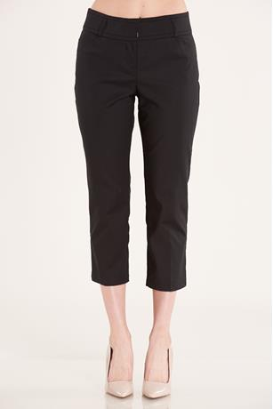 Cropped Ankle Pants