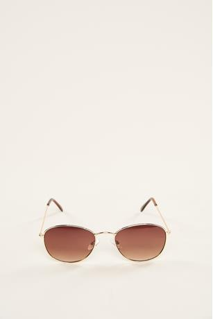 Small Aviator Sunglasses GOLD