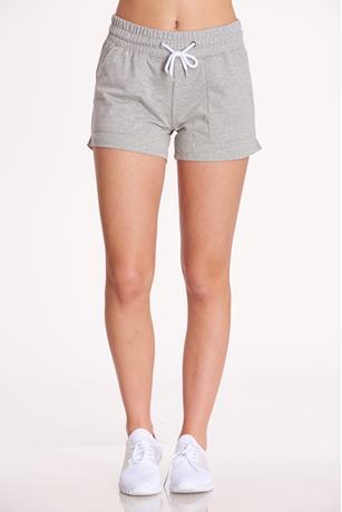 Basic Shorts HEATHER