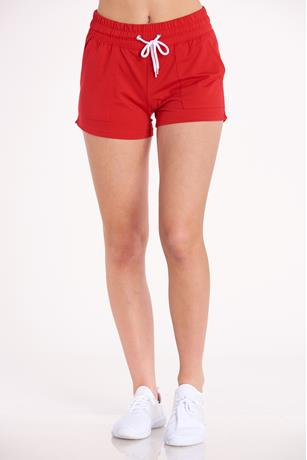 Basic Shorts RED