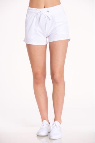Basic Shorts WHITE