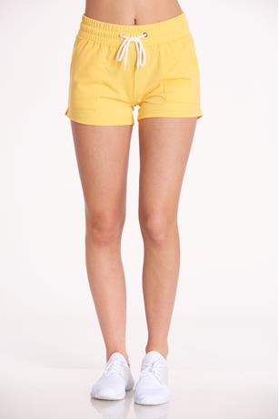 Basic Shorts YELLOW
