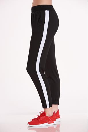Contrast Side Joggers