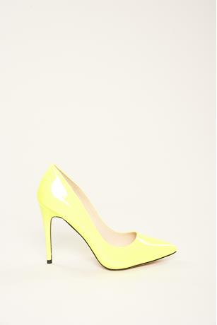 Neon Pumps LIME GREEN