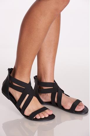 Crisscross Gladiator Sandals