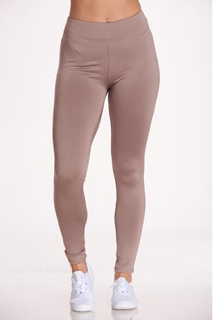 Active High Rise Leggings KHAKI