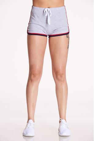 Contrast Shorts GRAY